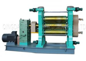 China 55KW Rubber Sheet Calendering Machine With Journal Bearing Housing on sale