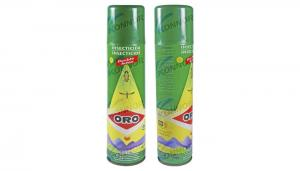 China Deltamethrin Material Home Pest Control Mosquito Repellent Spray / Bed Bug Killer Spray on sale