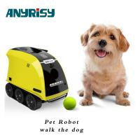 Wide - angle camera View 600ML Granary Capacity Pet Feeder, Smart Pet Robot Toy