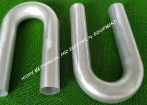 China Turbocharger Intercooler 6061 Aluminum Tubing , 90 Degree Pre Bent Aluminum Tubing on sale