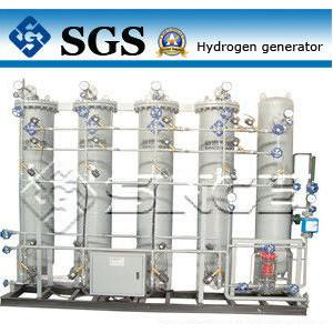 China 5-2000Nm3/h Hydrogen Generation System for Heat Treatment Annealing Furnace on sale