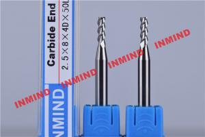 China moinho de extremidade de alumínio do comprimento de corte de 7 milímetros para moldar/indústria do motor on sale