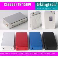 wholesale cloupor t8 &cloupor t8 150w&Cloupor T8 Dual 18650 150w mod