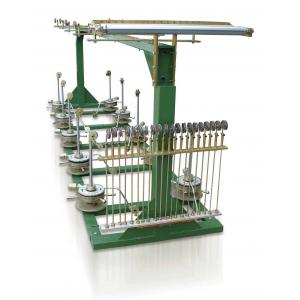 China Permanent Magnetic Core Wire Twister Machine Multiple Active Pay Off For Buncher on sale