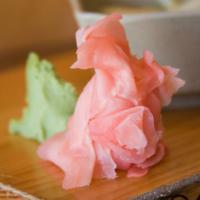 sweet pickled sushi ginger ginger for sushi Japanese food