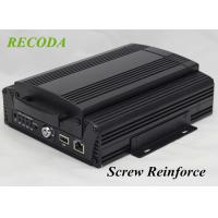 China 4G GPS WIFI  1080P AHD 4Ch HDD SD Card HIS Solution H.264 Vehicle mobile dvr on sale