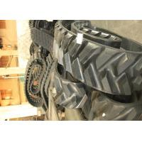 48 Link Continuous Rubber Track , Rubber Tracks For John Deere Tractors