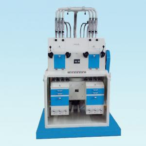 China Electronic Flour Mill Lab Equipment / Laboratory Grinder Machine JFZD Series on sale