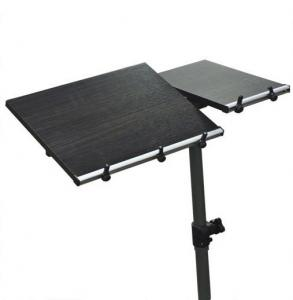 ... Quality Swivel Adjustable Laptop Computer Desk 15mm PB PVC , Laptop  Table For Recliner DX  ...