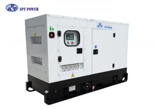 China Commercial Diesel Engine Generator 20kVA - 30kVA Backup Power Generator on sale
