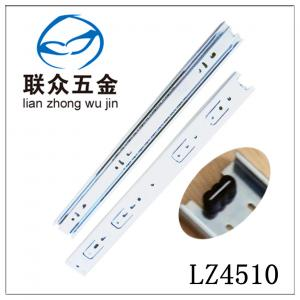 China LZ4510 High Quality Ball Bearing Drawer Slide on sale