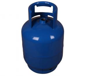 China 6KG 14.4L Capacity Air Gas Cylinder / Gas Cylinder Containers 310 Mm Total Height wholesale