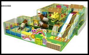 China Chinese Children Naughty Indoor Playground Stable Performance Animal Theme Kids Indoor Playground on sale
