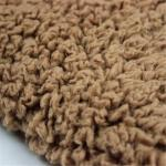 Sherpa Fabric/ Poly Fabric/ Shu Velveteen/ Used in the clothing/ For BLanket/  For Hat/ For Gloves/ For Scarf