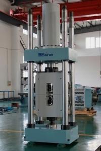 Quality Машины испытания гидровлического сервопривода одиночного космоса HUT-1000D всеоб for sale