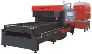 China 1500W die board CO2 laser cutting machine , cutting size 1250 * 2500mm on sale