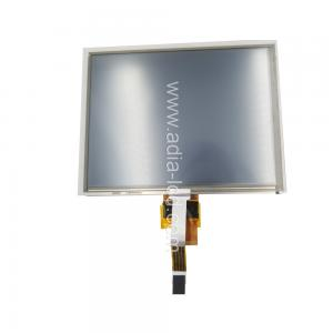 China 8.0inch 40 Pin 1024x768 TFT Resistive Touch Screen With LVDS Interface on sale