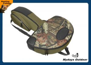 China Green Hunting Crossbow Case / Camo Crossbow Storage Case 38 X 25 X 15 Inches on sale