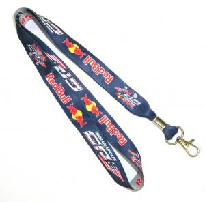 China Promotional Gift Card Holder Neck Strap Lanyard With Metal Clip on sale