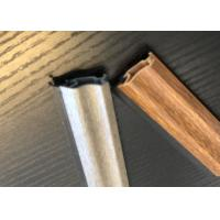 UPVC Profiles For Windows And Doors , Life Long Durability Plastic UPVC Profile