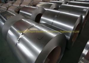 China Bobina revestida galvanizada folha da bobina Z60 do revestimento de zinco cor de aço resistente à corrosão on sale