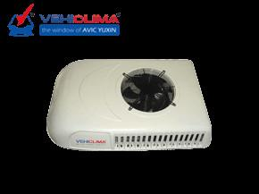 China White Recreational Vehicle Air Conditioner 2500 W / 8600 Btu / H Cooling Capacity on sale