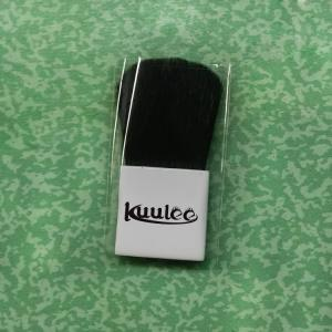 China Kuulee Goat hair Plastic Powder case Blush Brush on sale