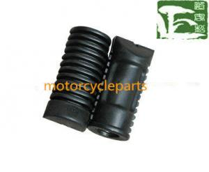 China Plastic / Rubber Front Footrest Assy Suzuki Motorcycle parts for AX100 on sale