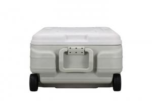 China Beer Drinking Cold Chain Packaging Box 170L Plastic Food Fishing Bbq Insulated Outdoor Ice Box on sale