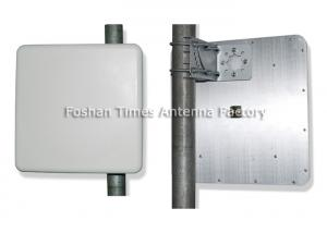 China Low Profile 2.4 Ghz Wifi Antenna , Long Range Outdoor Wifi Antenna 2KG Weight on sale