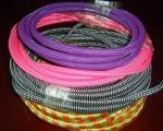 Mesh woven tubes