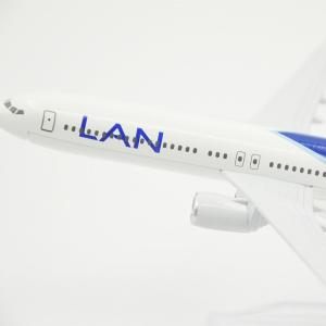 Lan B787 White Model Aircraft Plans , Diecast Antique Model