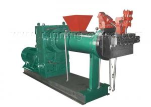 China High Durability Hot Feed Rubber Extruder 2000-3200 KG/H Capacity 4950× 1150× 1483 on sale