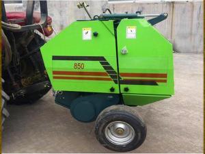 China BWSF-0850 mini round hay baler on sale