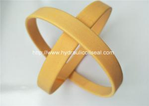 China WR Phenolic Wear Ring Oil / Abrasion Resistance -100 - 200 °C Resistant on sale
