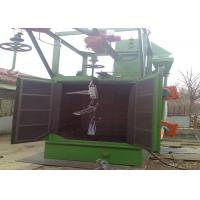 Hook Type Shot Blasting Equipment Electric Customized colors Q37 Series