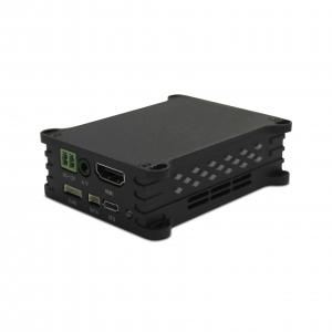China QPSK Digital H.264 Compression PAL / NTSC COFDM Transmitter Military Government Equipment on sale