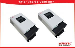 China 24V 60A MPPTの太陽コントローラー、太陽電池の充電器のコントローラー on sale