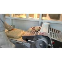 Croissant Dough Sheeter Machine with Oiled System and Brush CE