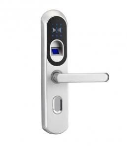 China Delux high-end security access biometric digital smart fingerprint lock on sale