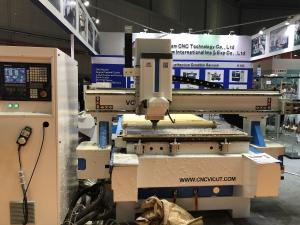China High Accuracy 1325 Woodworking Cnc Machine For Soft Material VCT - R1325ATC on sale