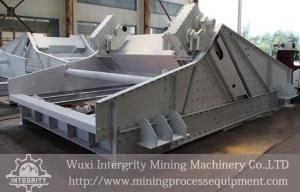 China Mineral Sand Dewatering Vibrating Shaker Gravel Screening Equipment on sale