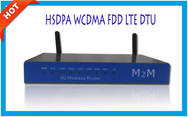 11-3G HSDPA WCDMA FDD LTE DTU