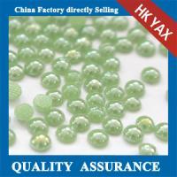 China green ceramic china hot fix rhinestones wholesale,hot fix rhinestones in bulk on sale