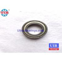 10mm High Precision Steel Ball Bearings 6003 C2 Low Noise Anti Friction