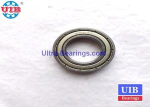 China 10mm High Precision Steel Ball Bearings 6003 C2 Low Noise Anti Friction on sale