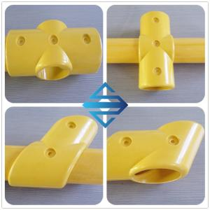 China GRP Glass Reinforced Plastic Pipes and fittings on sale