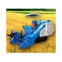 Rice/Wheat Combine Harvester (4LZ-210)