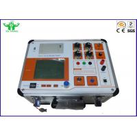 China Circuilt Breaker High Voltage Test Equipment For  Dynamic Characteristics on sale