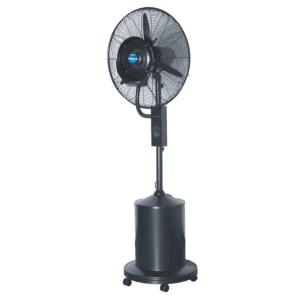 China China Pedestal Mist Fan for Outdoor Cooling on sale
